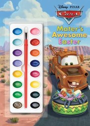 Cover of: Maters Awesome Easter Deluxe Paint Box Book