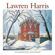 Cover of: Lawren Harris | Murray, Joan