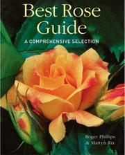 Cover of: Best rose guide