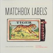 Cover of: Matchbox labels | Jane Smith