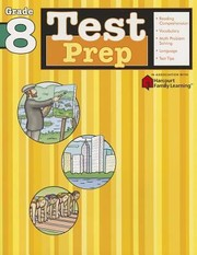 Cover of: Test Prep Grade 8