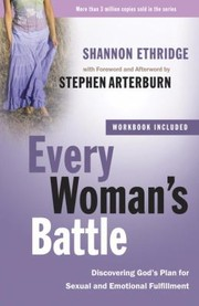 Cover of: Every Womans Battle