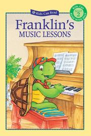 Cover of: Franklin's Music Lessons