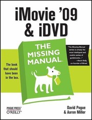 Cover of: iMovie 09  iDVD