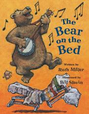 Cover of: The Bear on the Bed | Ruth Miller
