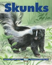 Skunks (Kids Can Press Wildlife Series)