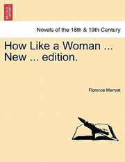 Cover of: How Like a Woman  New  Edition