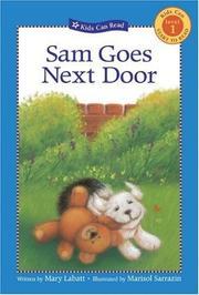 Sam Goes Next Door (Kids Can Read)