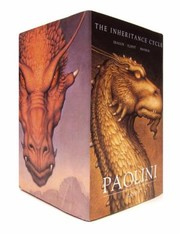 Cover of: Inheritance Cycle Eragon Eldest Brisingr