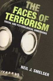 Cover of: Faces Of Terrorism Social And Psychological Dimensions