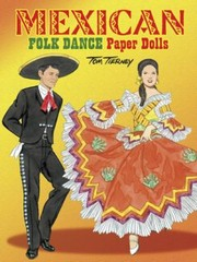 Cover of: Mexican Folk Dance Paper Dolls