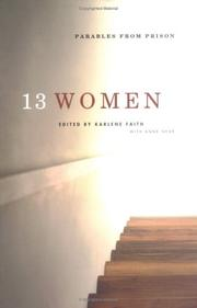 Cover of: 13 women |