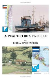 Cover of: A Peace Corps Profile