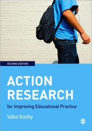Cover of: Action Research For Improving Educational Practice A Stepbystep Guide