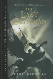 Cover of: Last Olympian