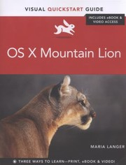 Cover of: Os X Mountain Lion