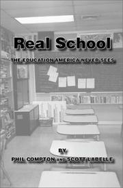 Cover of: Real School