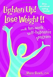 Cover of: Lighten Up! Lose Weight!