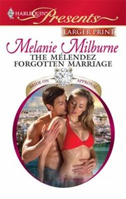 Cover of: The Mlendez Forgotten Marriage