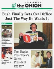 Cover of: The Onion Presents Complete News Archives
