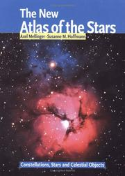 Cover of: The new atlas of the stars