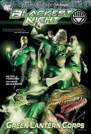 Cover of: Green Lantern Corps