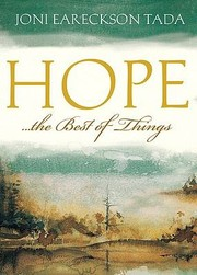 Cover of: Hopethe Best Of Things