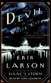 Cover of: The Devil in the White City
