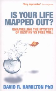 Is Your Life Mapped Out by David Hamilton