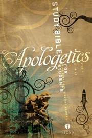Cover of: Apologetics Study Bible for StudentsHCSB
