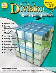 Cover of: Division Middle Grades  Up