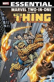 Cover of: Essential Marvel TwoInOne  Volume 3