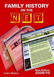 Cover of: Family History on the Net 20092010