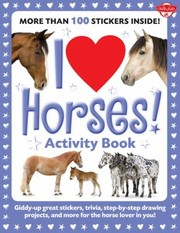 Cover of: I Love Horses Activity Book