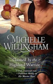 Cover of: Claimed by the Highland Warrior