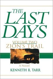 Cover of: Zion's Trail (The Last Days, 2)