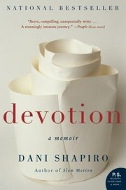 Cover of: Devotion A Memoir