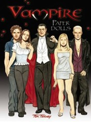 Cover of: Vampire Paper Dolls