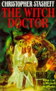 Cover of: The witch doctor