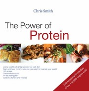 Cover of: The Power Of Protein Losing Weight With A High Protein Low Carbohydrate Diet