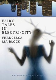 Cover of: Fairy Tales In Electricity