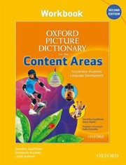 Cover of: Oxford Picture Dictionary For The Content Areas Workbook