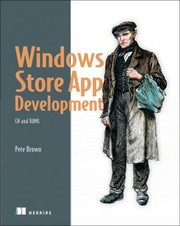 Cover of: Windows 8 Xaml in Action