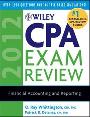 Cover of: Wiley CPA Exam Review