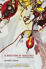 Cover of: A Question of Qualities