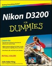 Cover of: Nikon D3200 For Dummies