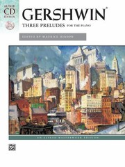 Cover of: Three Preludes For The Piano