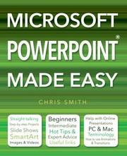 Cover of: Microsoft Powerpoint Made Easy