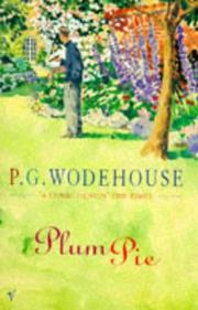 Cover of: Plum pie
