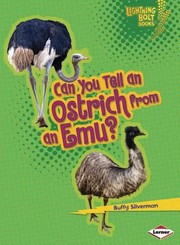Cover of: Can You Tell an Ostrich from an Emu